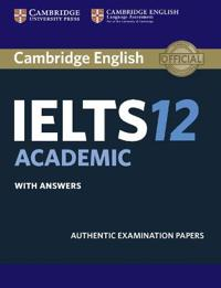IELTS 12 Academic With Answers
