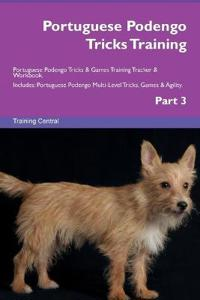 Portuguese Podengo Tricks Training Portuguese Podengo Tricks & Games Training Tracker & Workbook. Includes