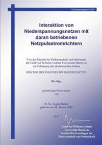 Interaktion von Niederspannungsnetzen mit daran betriebenen Netzpulsstromrichtern