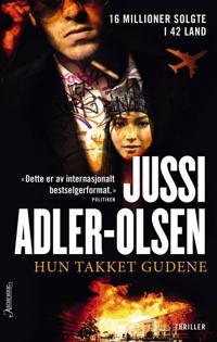 Hun takket gudene - Jussi Adler-Olsen | Ridgeroadrun.org
