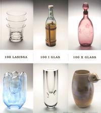 100 lasissa - 100 i glas - 100 x Glass