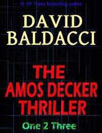 Amos Decker Thriller: One 2 Three