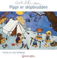 Pippi er skipbrudden - Astrid Lindgren pdf epub