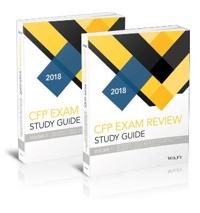 Wiley Study Guide for 2017 Cfp Exam Complete Set