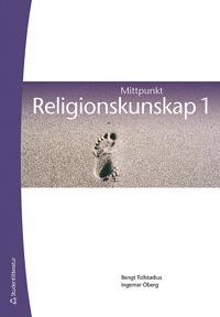 Mittpunkt Religionskunskap 1 Elevpaket - Digitalt + Tryckt