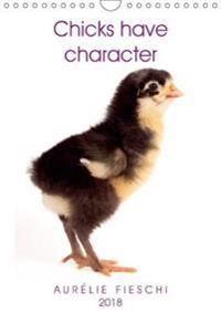 Chicks Have Character 2018