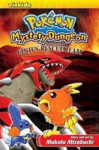 Pokemon Ginjis Rescue Team