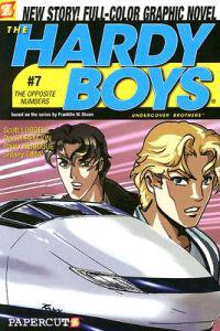 Hardy Boys Undercover Brothers 7