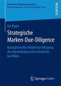 Strategische Marken-due-diligence