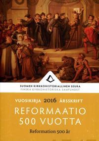Reformaatio 500 vuotta