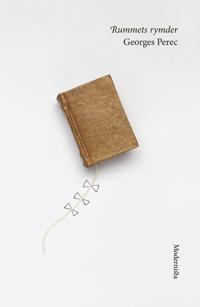 Rummets rymder - Georges Perec pdf epub