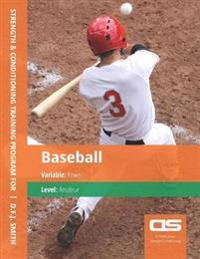 DS Performance - Strength & Conditioning Training Program for Baseball, Power, Amateur
