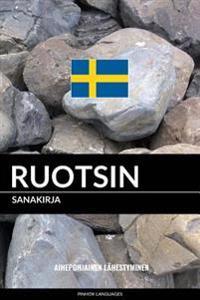 Ruotsin Sanakirja: Aihepohjainen Lahestyminen