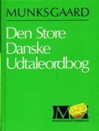 Den store danske udtaleordbog