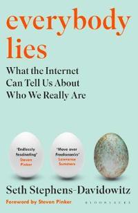 Everybody lies - the new york times bestseller