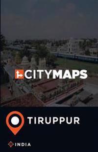 City Maps Tiruppur India