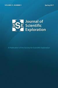 Journal of Scientific Exploration Spring 2017 31: 1