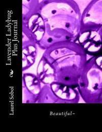 Lavender Ladybug Plus Journal