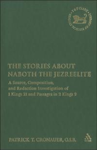 Stories about Naboth the Jezreelite