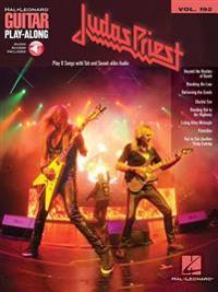 Judas Priest: Guitar Play-Along Volume 192