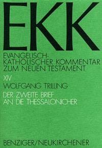 Der Zweite Brief an Die Thessalonicher