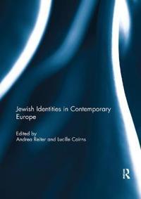 Jewish Identities in Contemporary Europe