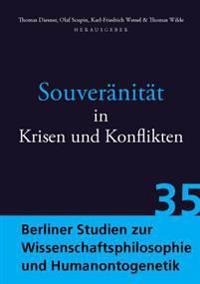 Souveranitat in Krisen Und Konflikten