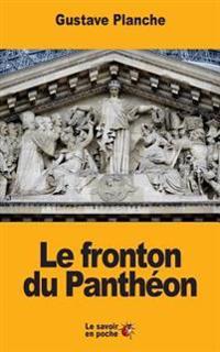 Le Fronton Du Pantheon