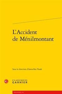L'Accident de Menilmontant