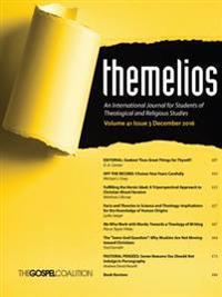 Themelios, Volume 41, Issue 3