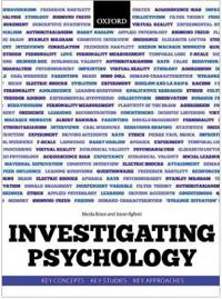 Investigating Psychology