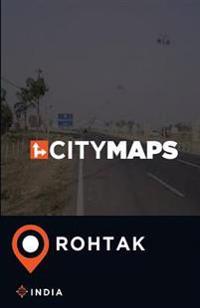 City Maps Rohtak India