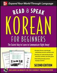 Read & Speak Korean for Beginners