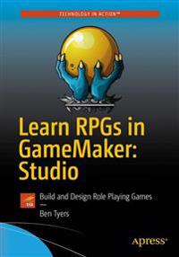 Learn RPGs in Gamemaker