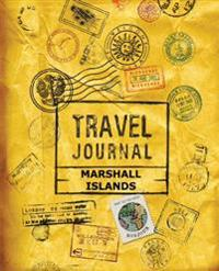 Travel Journal Marshall Islands