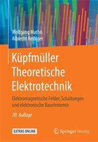 Kupfmuller Theoretische Elektrotechnik