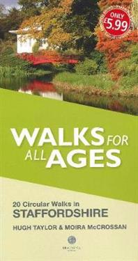 Walks for all ages staffordshire