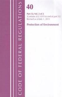 Protection of Environment, Part 52, Vol. 2 of 2