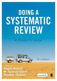 Doing a Systematic Review