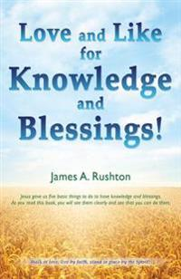 Love and Like for Knowledge and Blessings!