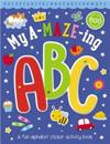 Maze Activity Books My Amazing ABC