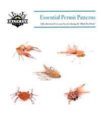 Essential Permit Patterns: 5 Flies That Must Be in Your Box for Chasing the Black Fin Devils