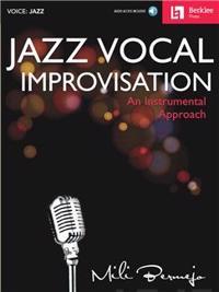 Jazz Vocal Improvisation: An Instrumental Approach