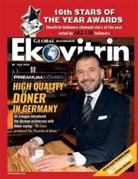 Ekovitrin May: High Quality Doner in Germany