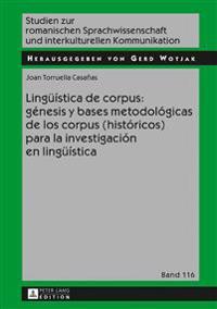 Lingueística de corpus/ Linguistics of corpus