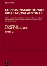 Iudaea / Idumaea