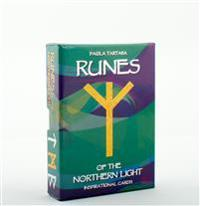 Runes Of The Northern Light - Inspirational Cards