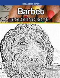 Barbet Coloring Book