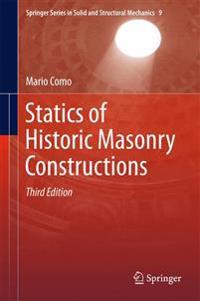 Statics of Historic Masonry Constructions