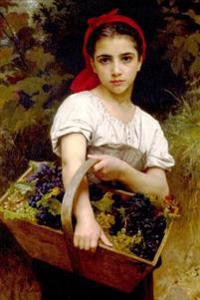 """Harvester"" by William-Adolphe Bouguereau - 1875: Journal (Blank / Lined)"